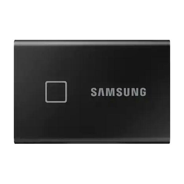 SAMSUNG T7 TOUCH ULKOINEN SSD 1TB MUSTA - Power.fi