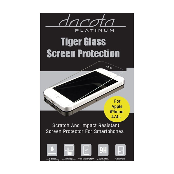 DACOTA TIGER GLASS IPHONE 44S Power.fi
