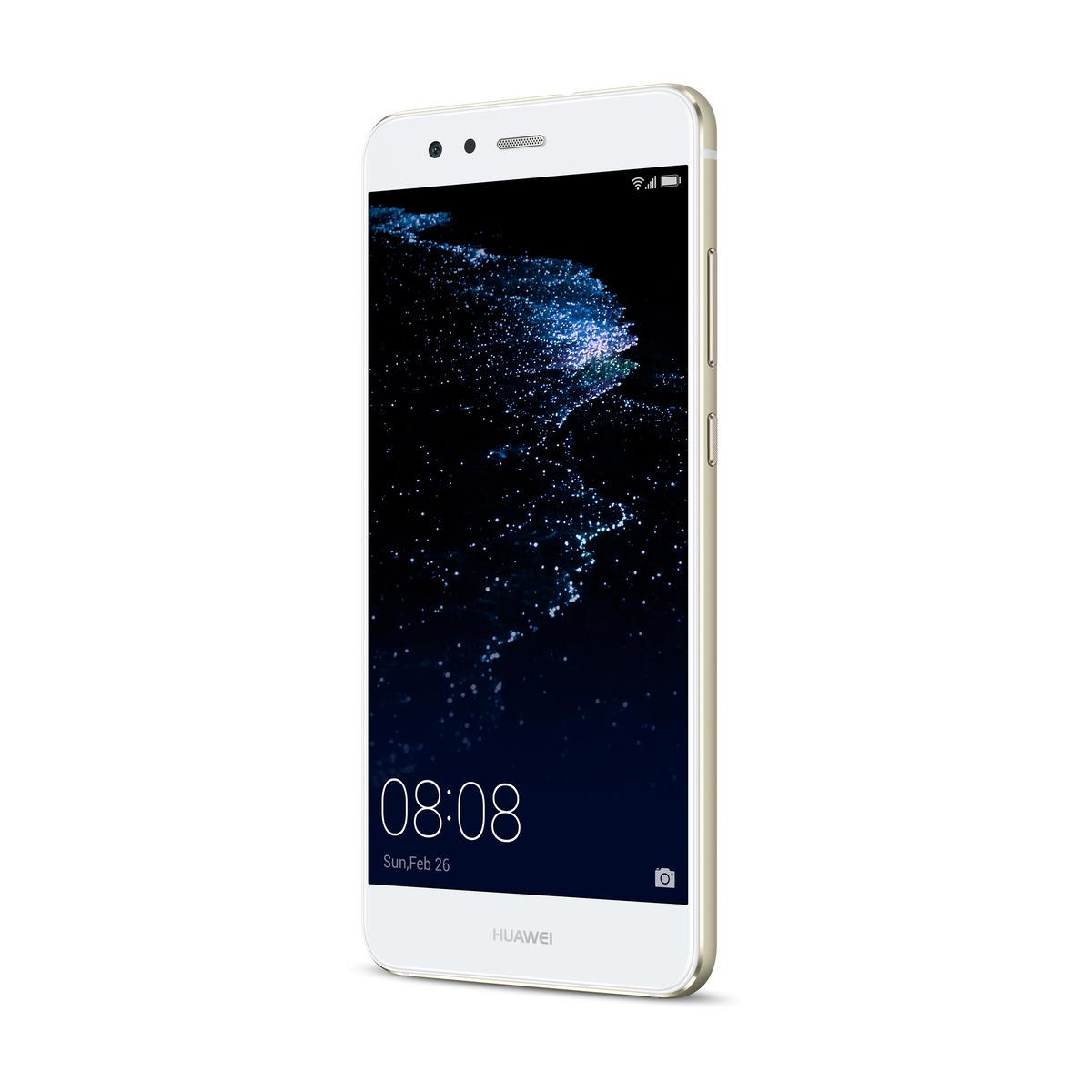 Huawei P10 Lite smarttelefon (hvit)