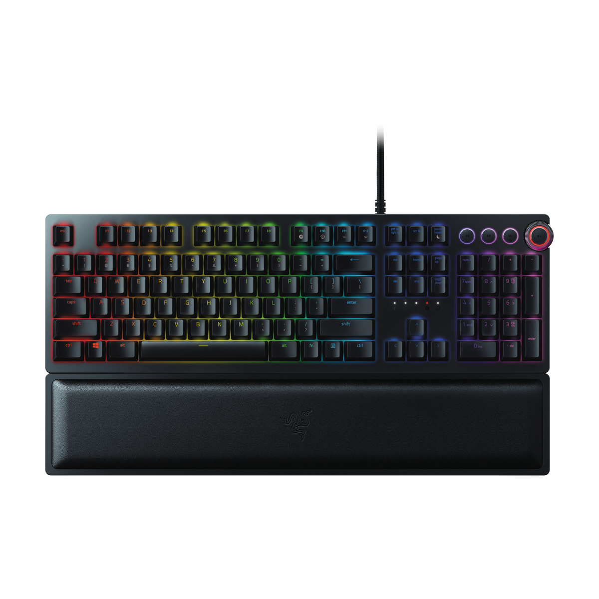 RAZER HUNTSMAN GAMINGTASTATUR Power.no