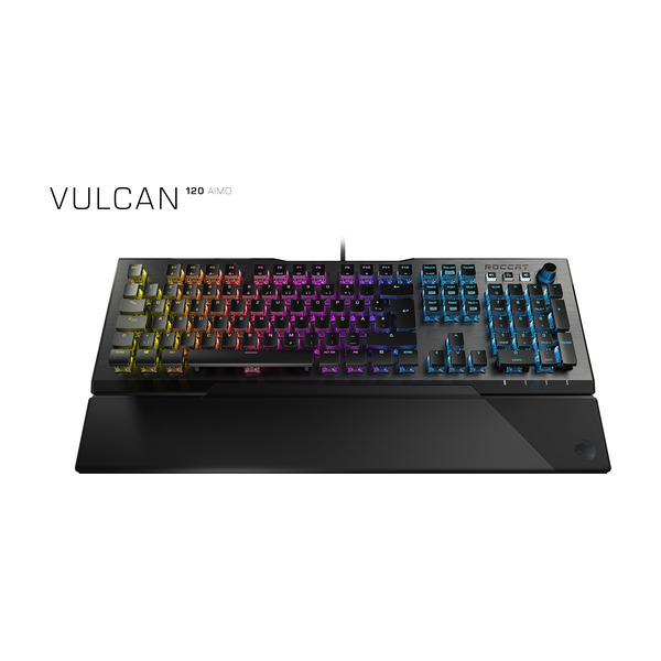 ROCCAT Skeltr Smart Communication RGB Wired Gaming Keyboard