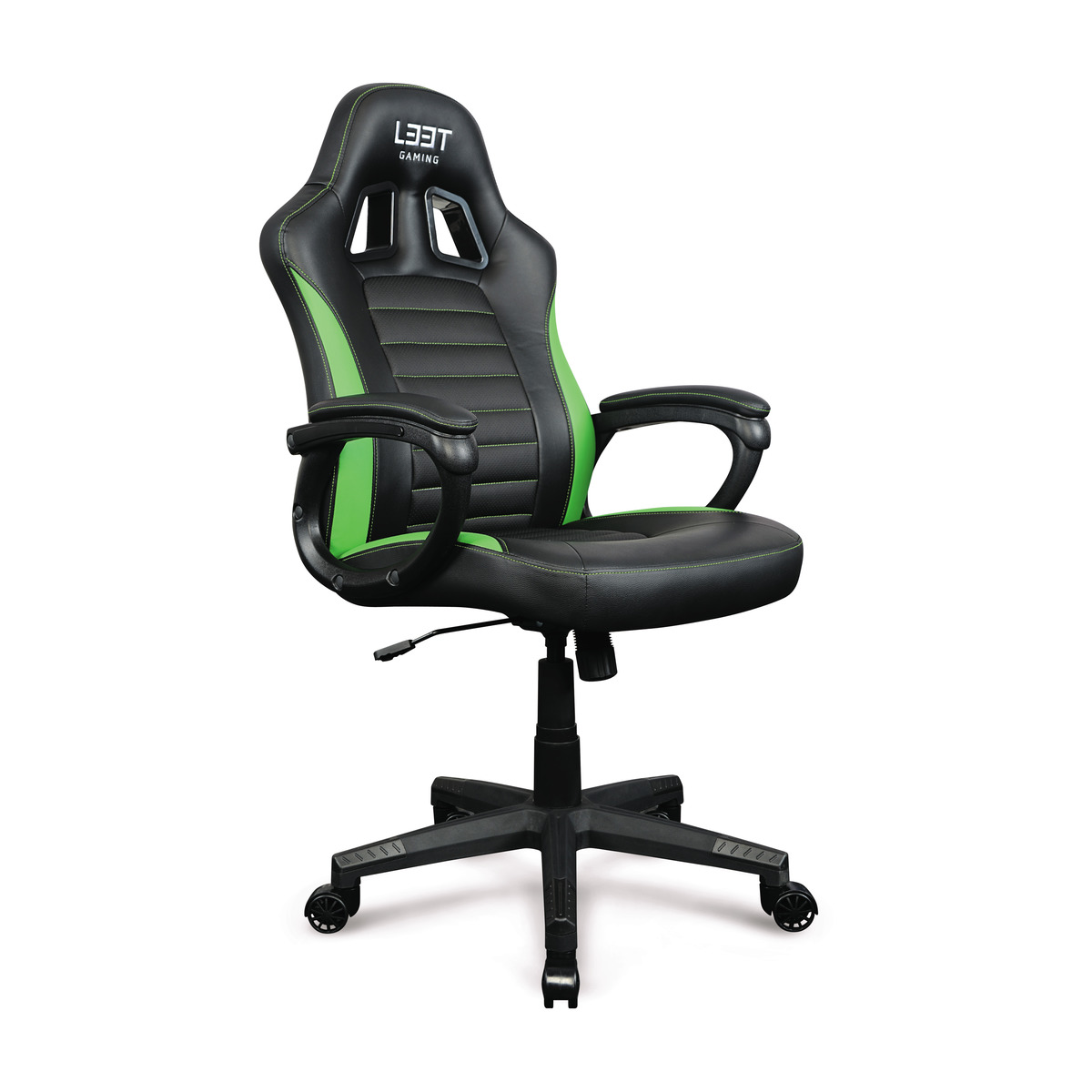 L33T ENCORE GAMING CHAIR GREEN