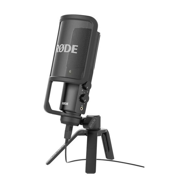 Rode NT USB Mini Kondensatormikrofon   Gear4music