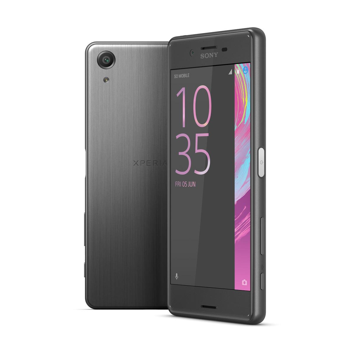 Sony Xperia X Performance smarttelefon (sort) Mobiltelefon