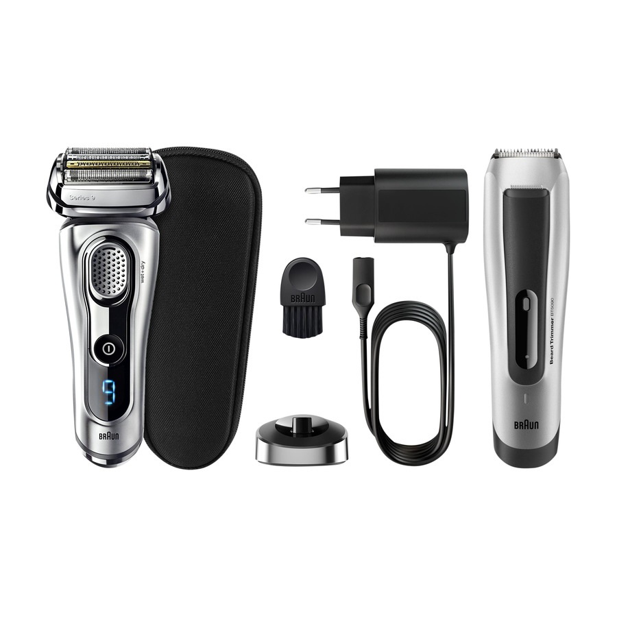 BRAUN SERIES 6 BARBERMASKIN 60 B1000S Power.no