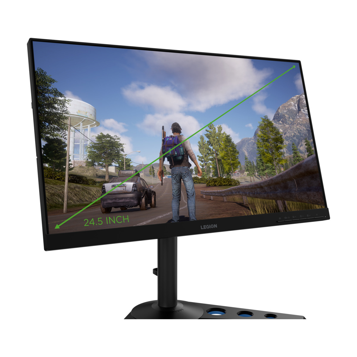 LENOVO LEGION Y25 25 24,5 FULL HD GAMINGSKJERM Power.no