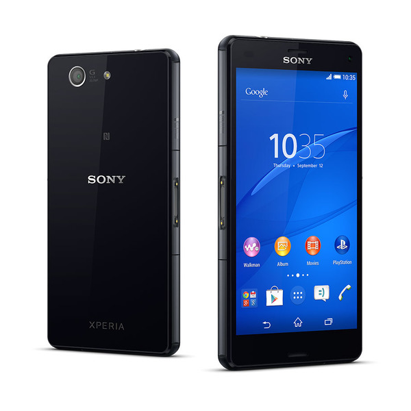 SONY XPERIA Z3 COMPACT SORT Power.no