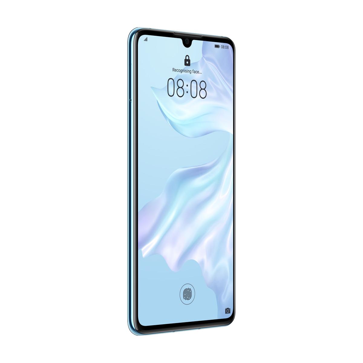 Huawei P30 Pro 128GB Breathing Crystal Mobiltelefoner