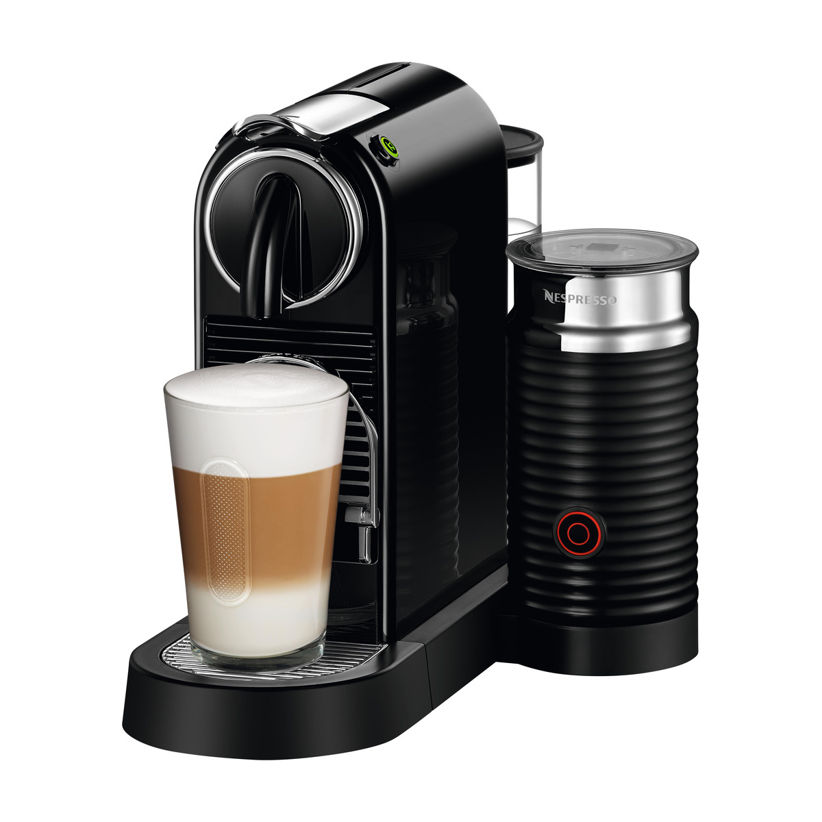 Til Nespressomaskin, støvsuger, PC lading og