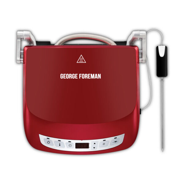 GEORGE FOREMAN UNDERTAINING 360° BORDSGRILL Power.se