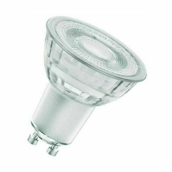 OSRAM LED STAR+ 4,8W (50W) LAMPE, GU10, DIMBAR Power.no