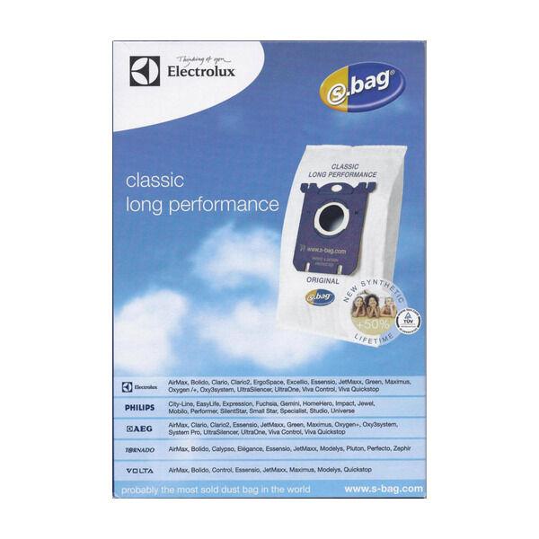 E203S s bag® Anti odourposer til støvsuger, 4 poser