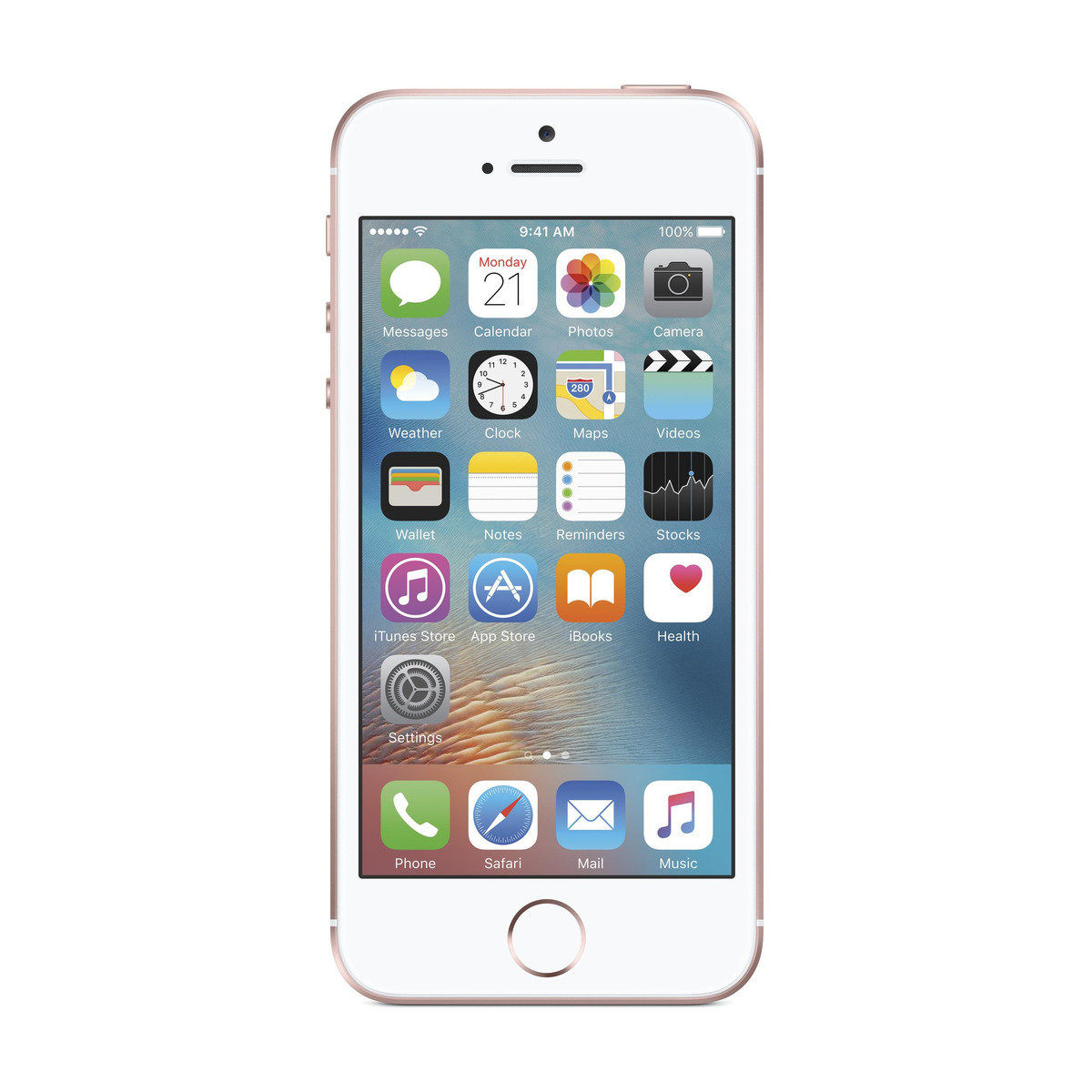 APPLE IPHONE SE 64GB ROSE GULL Power.no