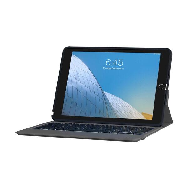 10 tommers universal trådløs bluetooth tastatur med pekeflate for samsung tab microsoft android windows nettbrett