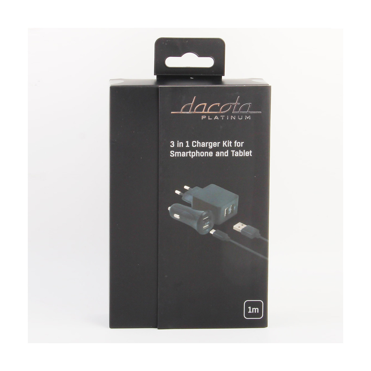 DACOTA P 3IN1 CHARGER KIT MUSB Power.no
