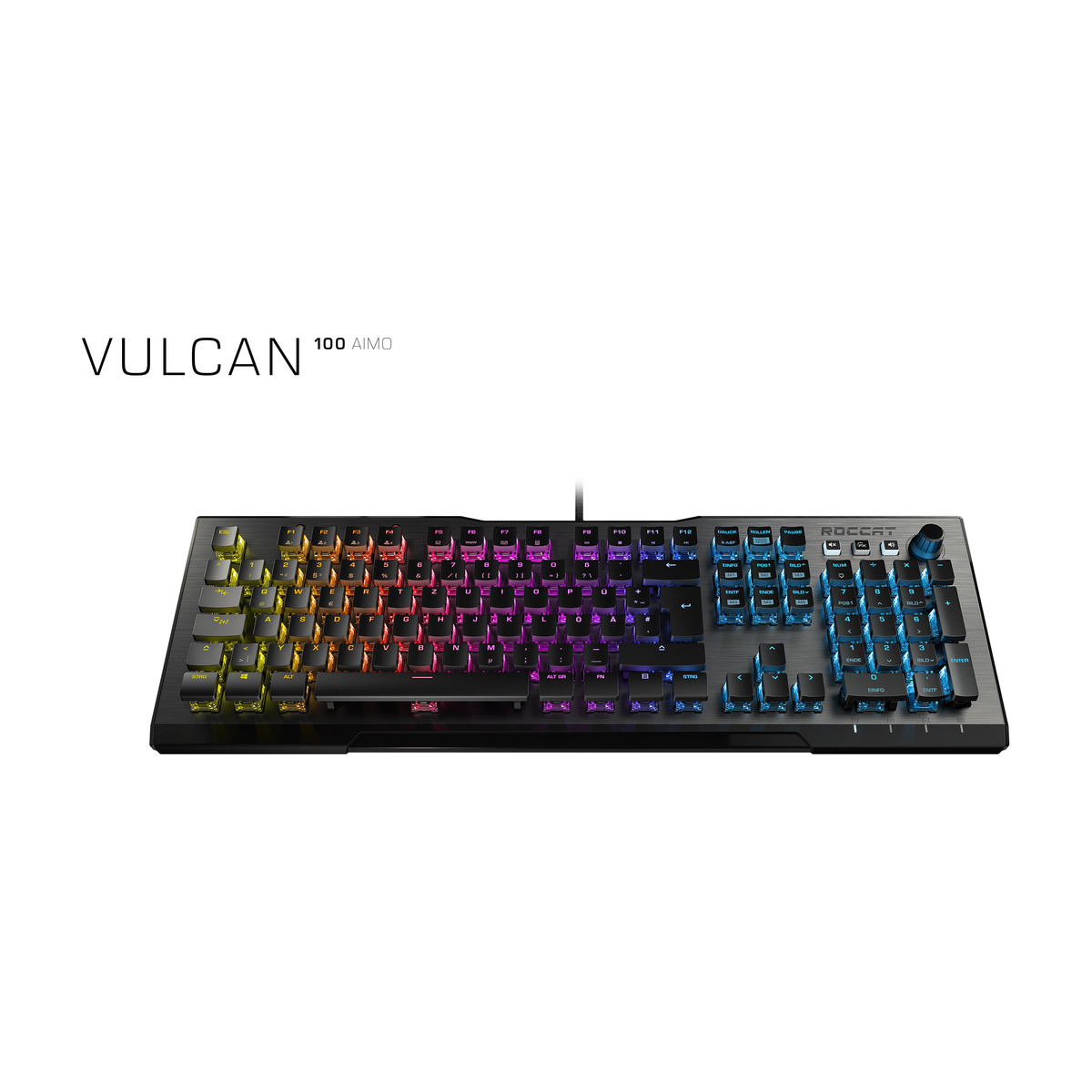 ROCCAT VULCAN 100 AIMO GAMING TASTATUR Power.no
