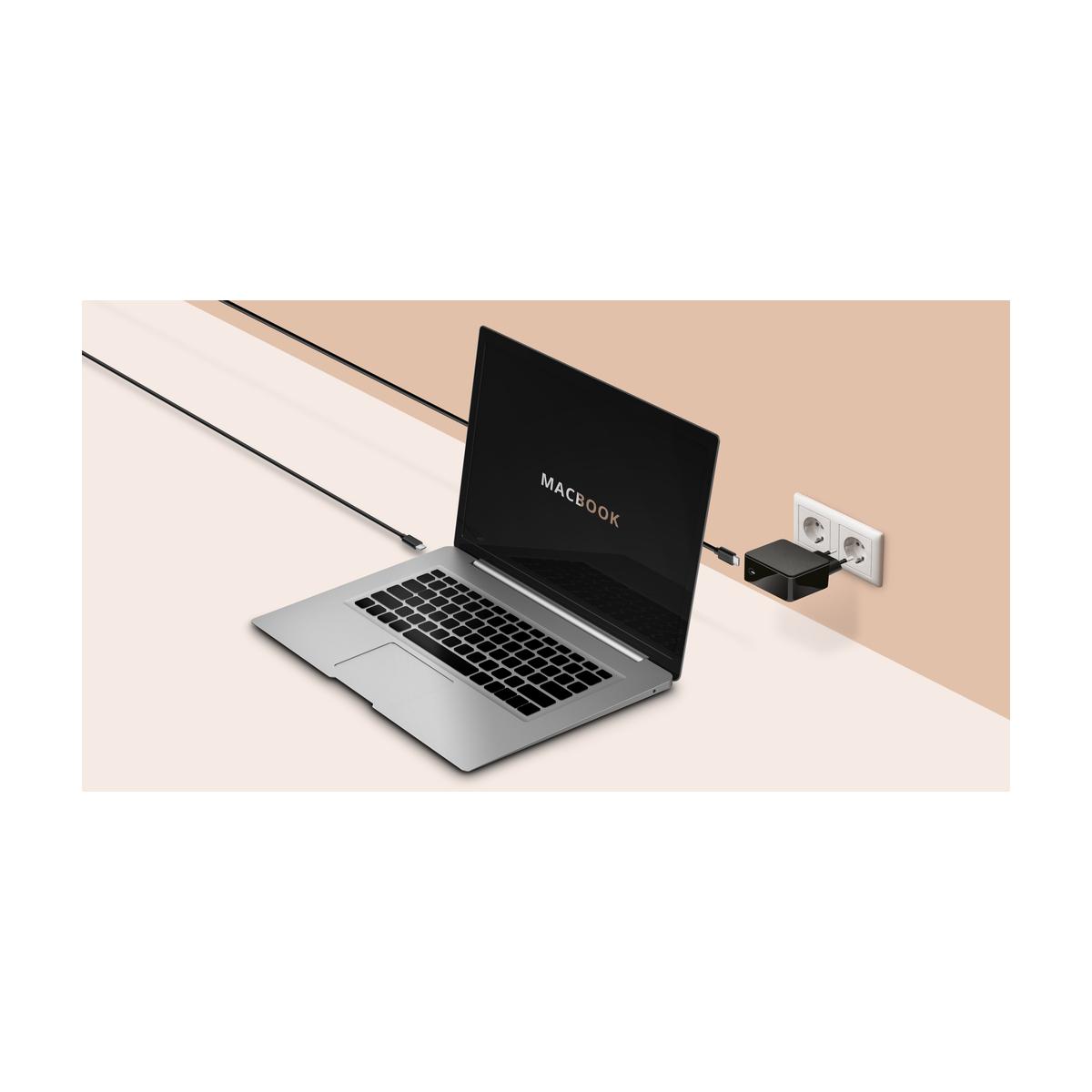 TRUST MAXO APPLE 61 W USBC LADDARE FÖR BÄRBAR DATOR