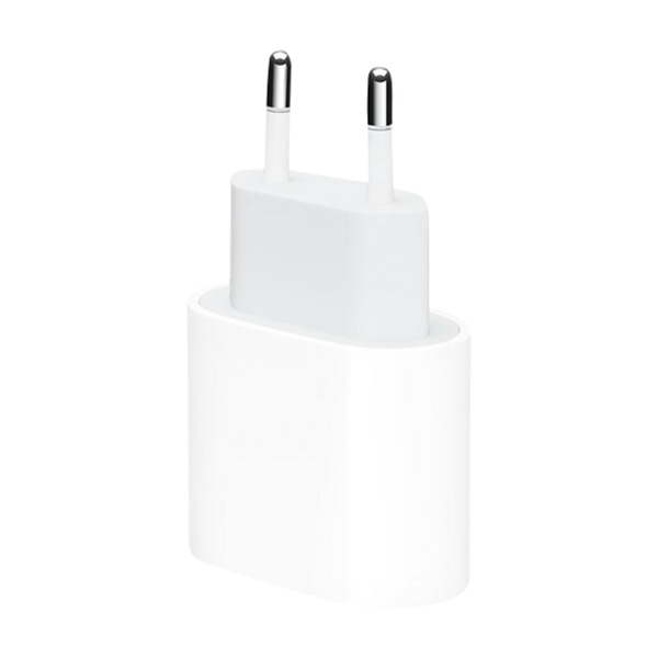 Apple MU7V2ZMA USB C 18W Strömadapter Adaptere