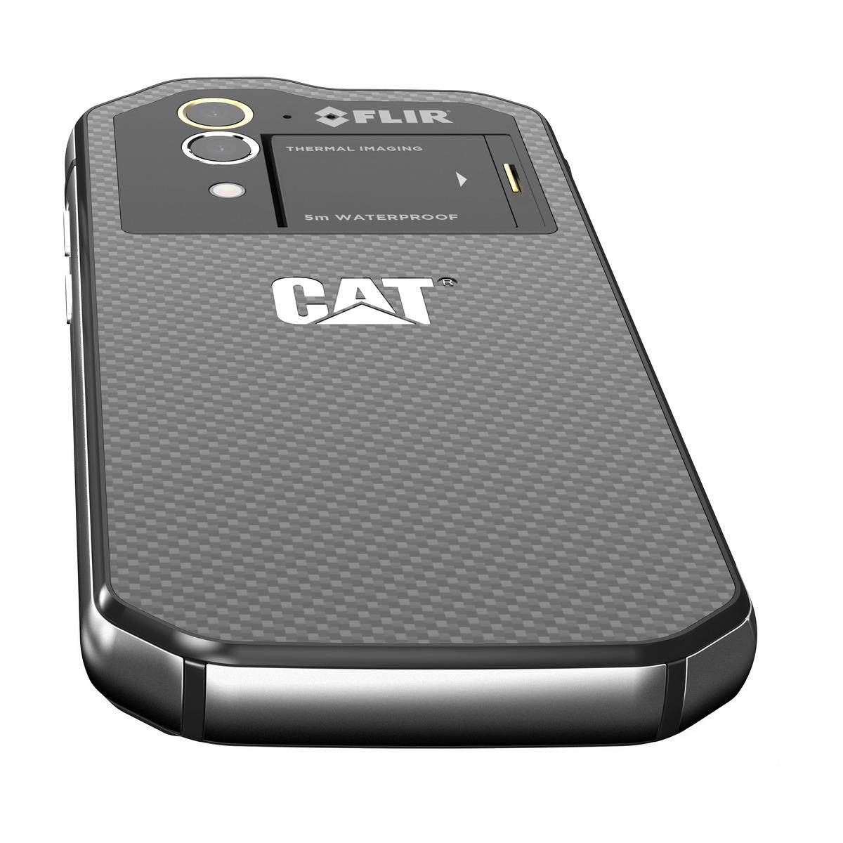 CAT S60 SORT Power.no
