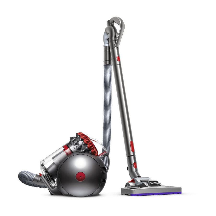 dyson the ball multi-floor canister vacuum