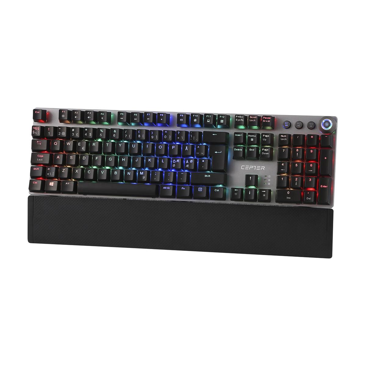 Gaming tastatur Elektronikk Service