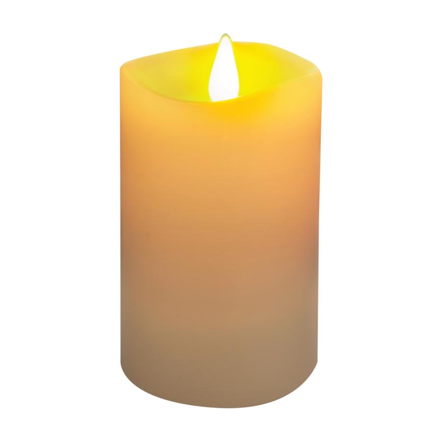 KULZ BATTERIDREVET LED LYS, 13 CM