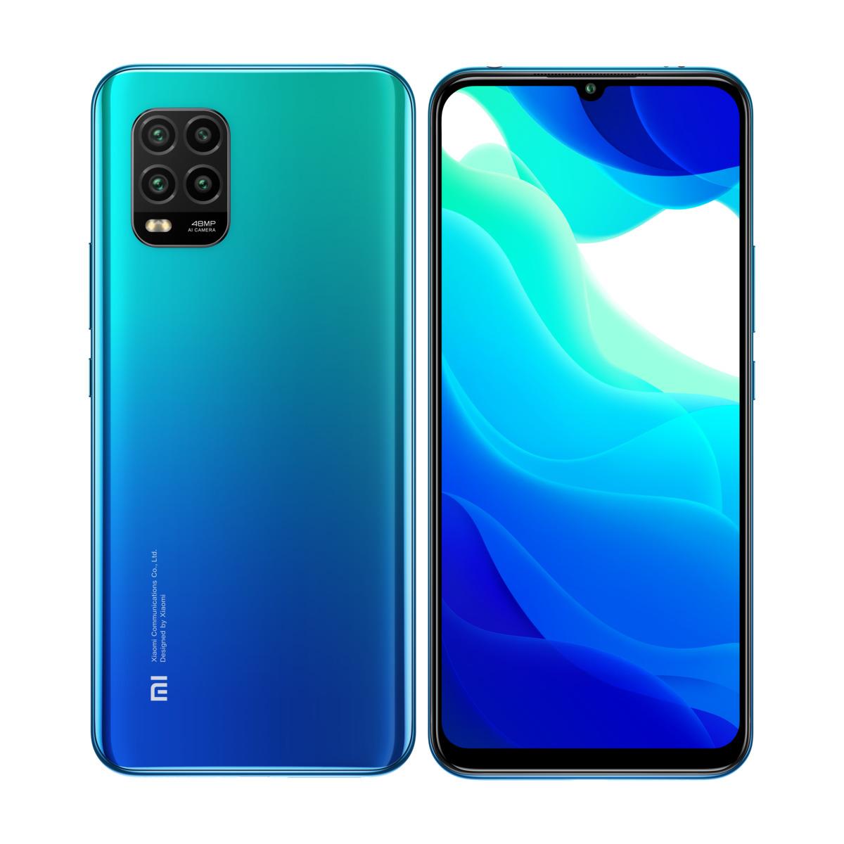 XIAOMI MI 10 LITE 128 GB 5G AURORA BLUE - Power.se
