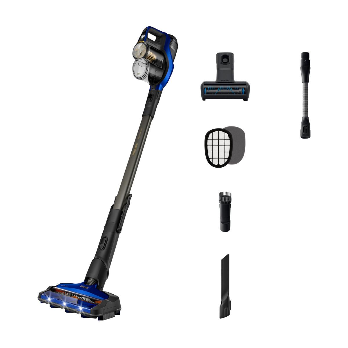 SpeedPro Trådløs håndstøvsuger FC672401 | Philips