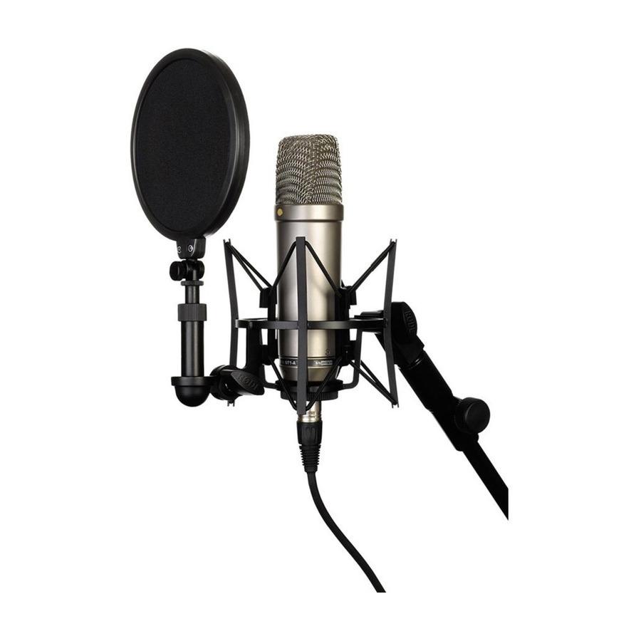 RØDE NT1 A VOCAL RECORDING SOLUTION SETT Power.no
