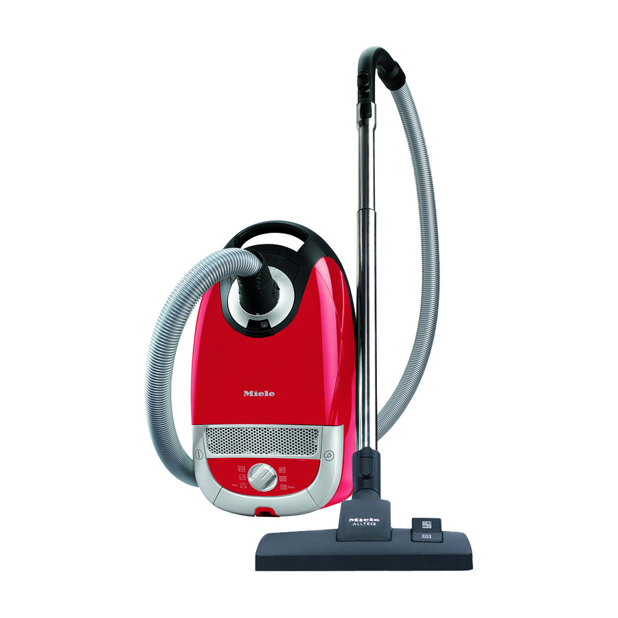 MIELE COMPLETE C2 RED STØVSUGER Power.no