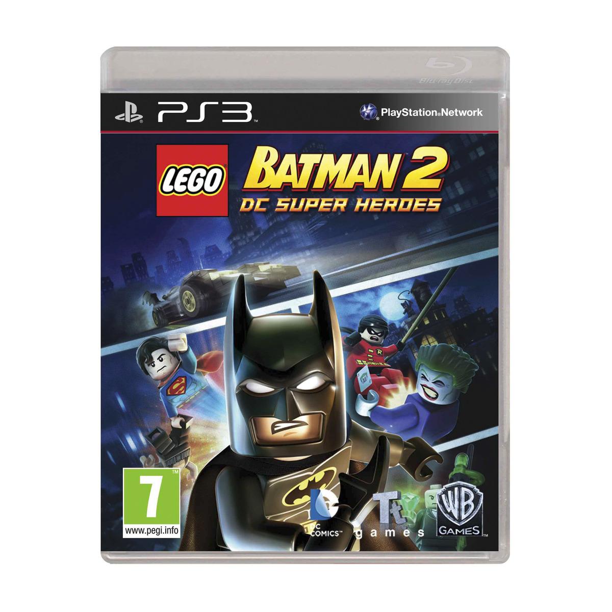 PS3 LEGO BATMAN 2 DC SUPERHEROES - Power.no